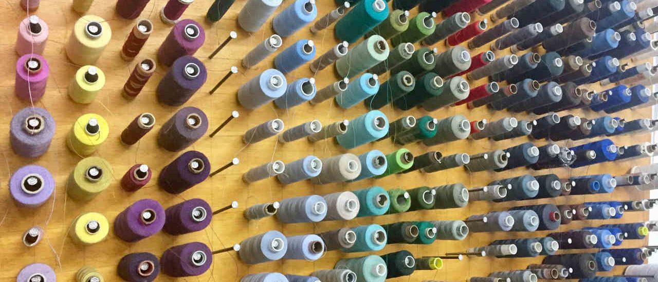 Änderungsschneiderei, Stickerei, Textilreinigung