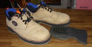 Schuhe reparieren und besohlen